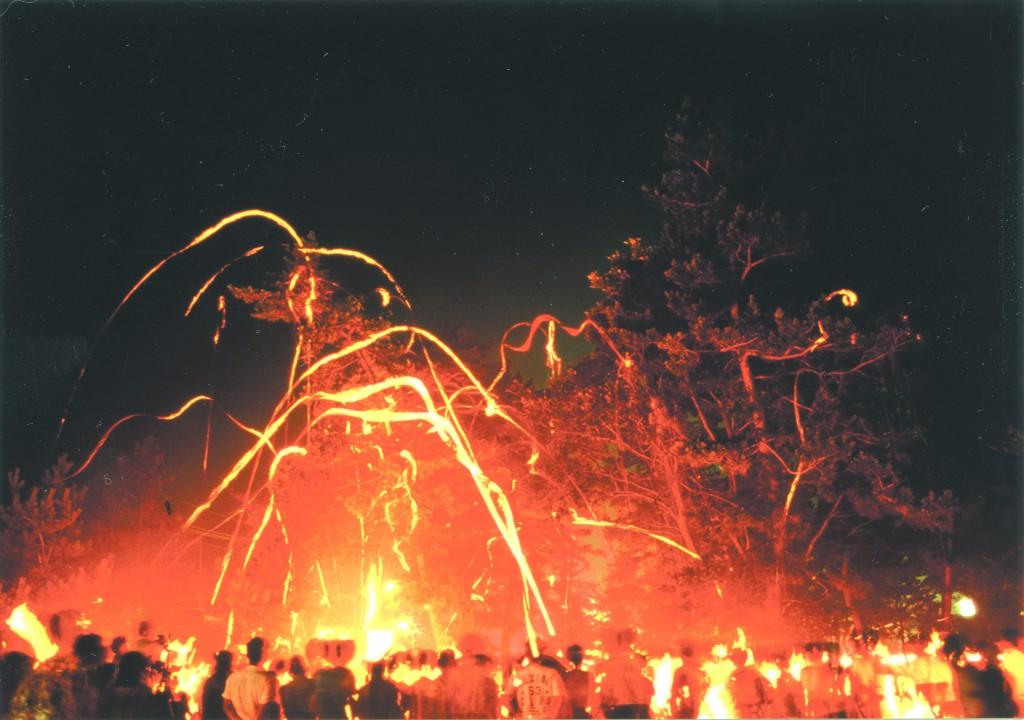 火ふり祭1