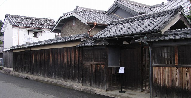 旧山中正吉邸1