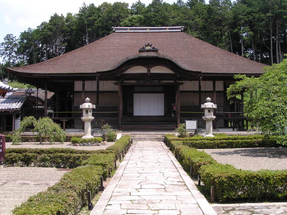 正明禅寺(C)日野観光協会
