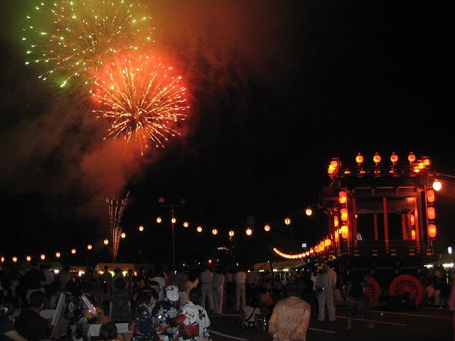 氏郷祭り夏の陣
